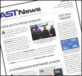 AST Newsletter Signup